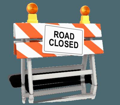 A59 Road Closure